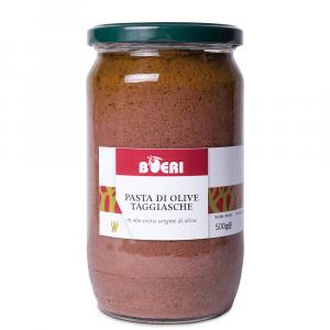 Pasta di Olive Taggiasche 650g