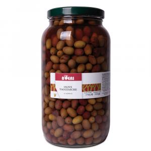 Olive Taggiasche in salamoia  2700 g