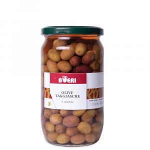 Olive Taggiasche in salamoia 650 g