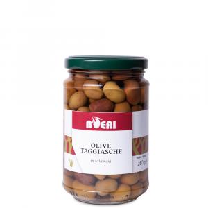 Olive Taggiasche in salamoia 280 g