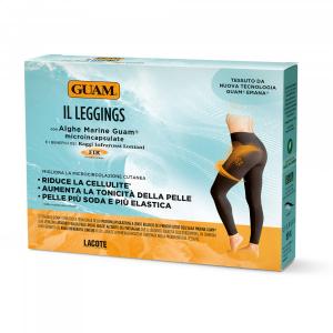 LEGGINGS ALLE ALGHE GUAM TAGLIA S - M (42-44)