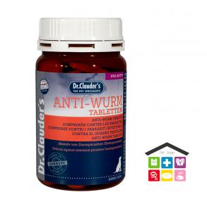 Dr Clauder's Anti Wurm Compresse Antiparassitarie 185g