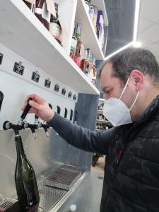 Vino sfuso Bianco Casada - 3 litri