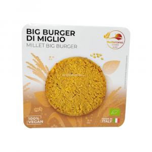 Big Burger di Miglio 150 gr Mediterranea