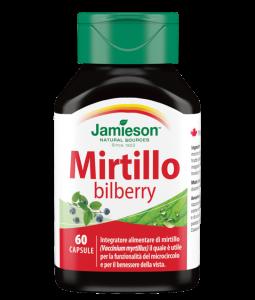 Jamieson, Mirtillo Bilberry 60 cps