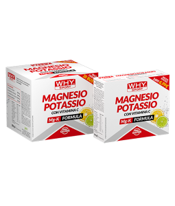 Why Sport & Nutritions, Magnesio Potassio 10 buste