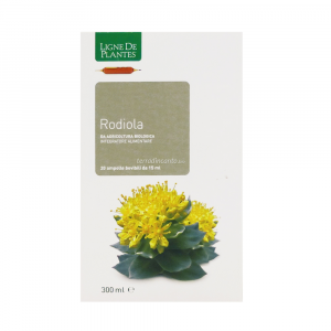 Rodiola Bio Macerato Acquoso in Ampolle Ligne De Plantes