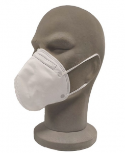 Mascherina FFP2 NR pieghevole senza valvola - Certificata CE