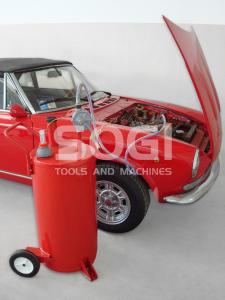 Aspiratore manuale recupero olio SOGI SER-95