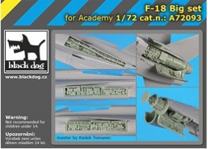 F-18 Big Set