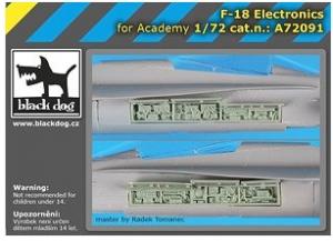 F-18 Electronics