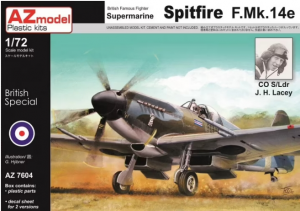 Supermarine Spitfire F.Mk.14e