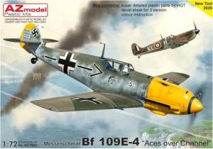 Messerschmitt Me-109E-4