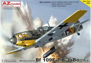 Messerschmitt Me-109E-7/B JaBo