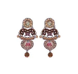 Royal Gold Earrings