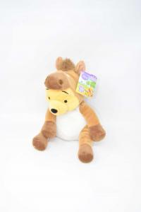 Peluche Winnie The Pooh Disney Con Costume 26 Cm Nuovo