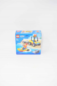 LEGO CITY 60286 - ATV DI SOCCORSO BALNEARE Nuovo