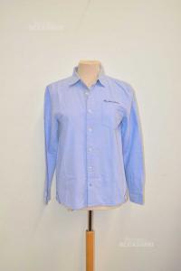 Camicia Ragazzo Pepe Jeans Azzurra 16 Anni