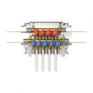 KIT K4.3 COLLETTORE SANITARIO C/F MULTI-INT C/F Multi-Int. 4+5 F13