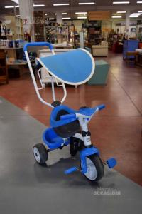 Triciclo Per Bambio Azzurro Baby Boy