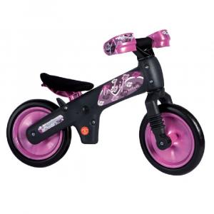 Bicicletta pedagogica B-Bip grey pink