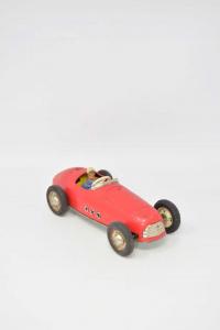 Macchina Da Collezione Rossa Rollosport 376 Made In Germany Originale No Vetro