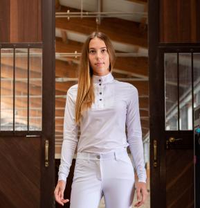 Diana- camicia equitazione winter donna