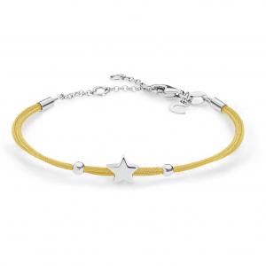 Bracciale donna Gioielli Comete stella in argento 925 BRA160
