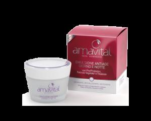 Amavital -Emulsione Antiage Giorno e Notte