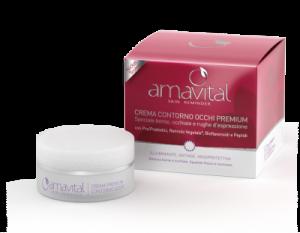 Amavital -Crema Contorno Occhi Premium