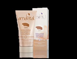 Amavital - Emulsione Idratante Colorata ambra