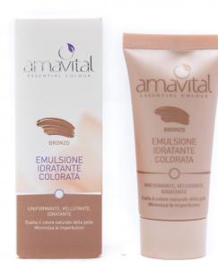Amavital - Emulsione Idratante Colorata bronzo
