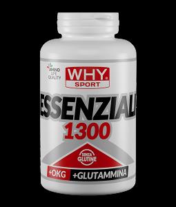 Why Sport & Nutritions, Essenziali 1300 200 cpr