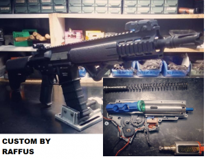m15a5 high speed custom