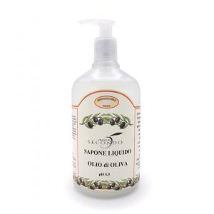 Sapone liquido all'olio di oliva ml 500