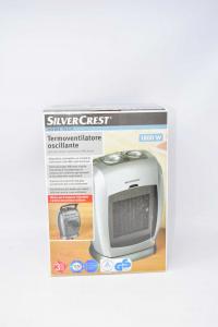 Termoventilatore Oscillante Silvercrest 1800 W Home Tech