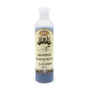 Shampoo all'olio di oliva e lavanda ml 250