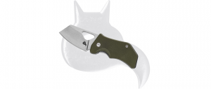Coltello Black Fox Kit folding knife OD