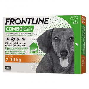 Frontline Combo Spot on Cani  da 2 kg a 10 kg