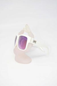 Occhiali Imitazione Prada PA4333 Montatura Bianca Con Lenti Viola