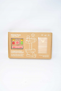 Game Kids In Wood Palazza Pazzo - 100% Made In Italy