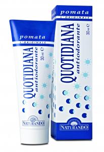 Naturando, Quotidiana Rinfresca Antiodorante 30ml