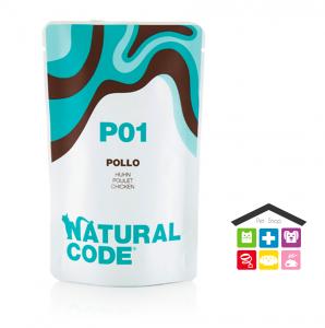 Natural code p01 pollo 0,70G