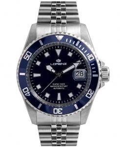 Lorenz Orologio Submariner - Blue
