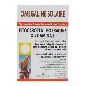Omegaline Solaire 60 Capsule Holistica