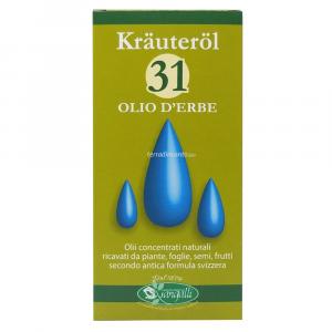 Olio 31 Kräuteröl Sangalli