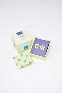 Earrings Daisy Thun With Box