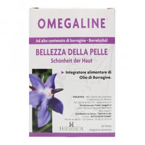 Omegaline per la Bellezza della Pelle 60 Capsule Holistica