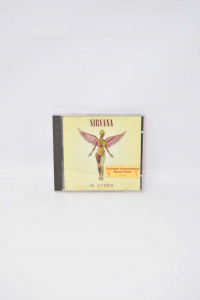Cd Musica Nirvana - In Utero - Nirvana 720642453629 CD A12415