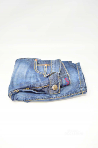 Bermuda Jeans Bambino Roy Rogers Tg. 10 anni